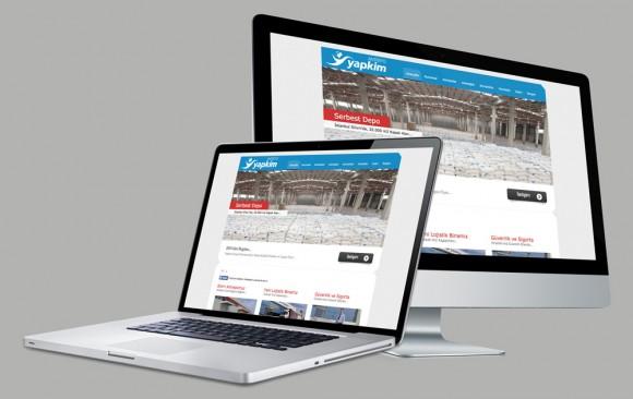 Yapkim Web Tasarımı